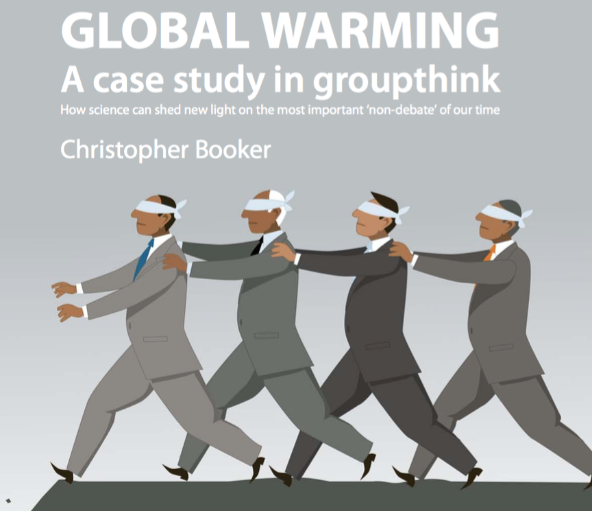 Global Warming - A Case Study In GroupThink