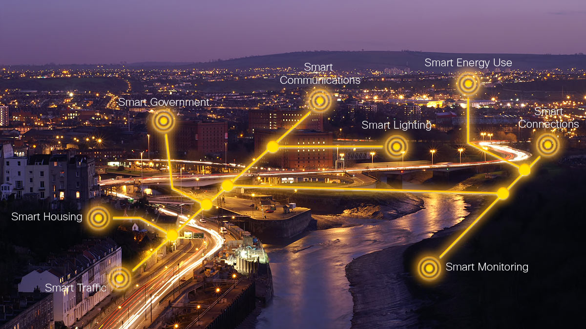 Bristol Smart City – Hello Lampost